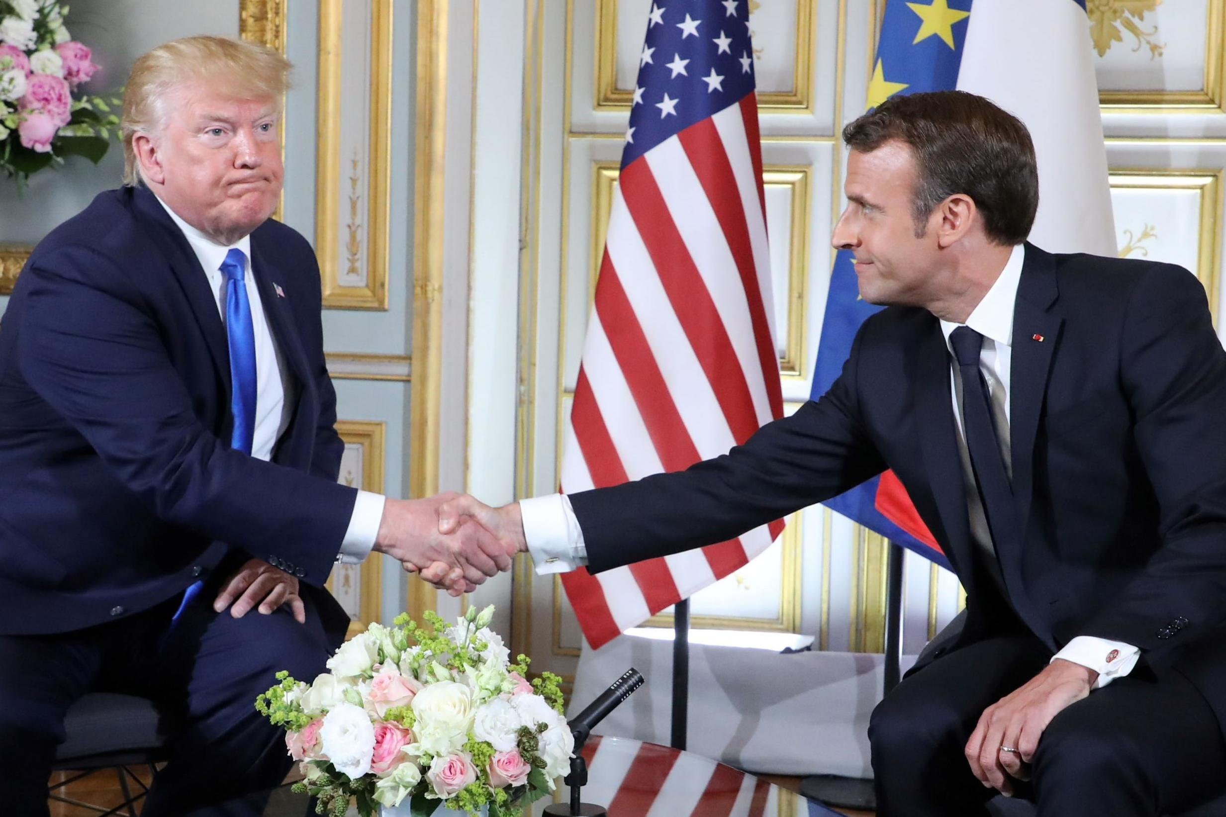 Emmanuel Macron - latest news, breaking stories and comment - The