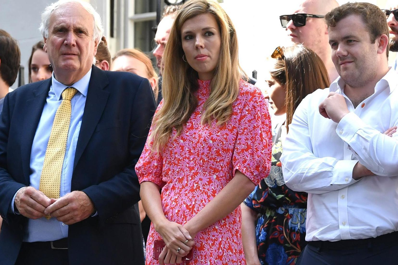 Carrie Symonds Latest News Breaking Stories And Comment The