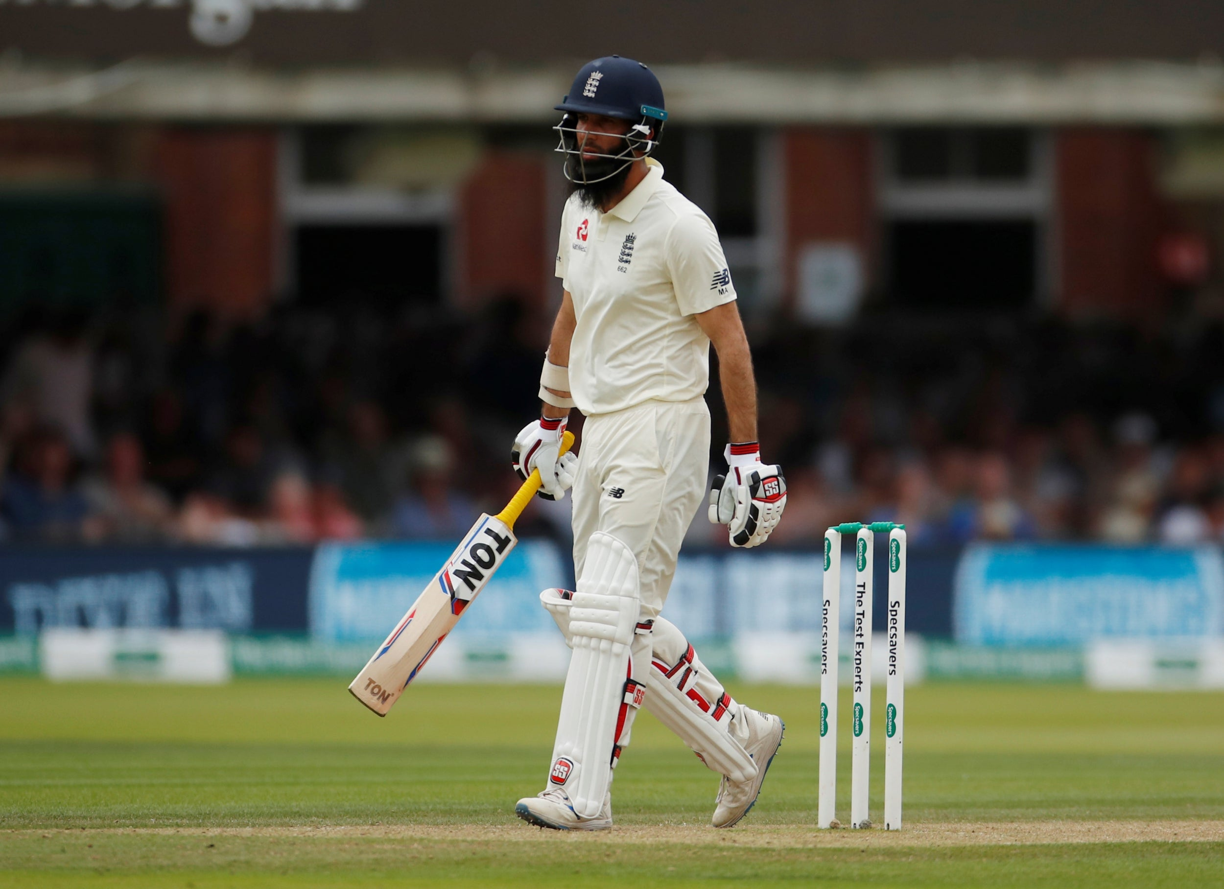 Moeen Ali dropped as England name 12-man squad for second Test with