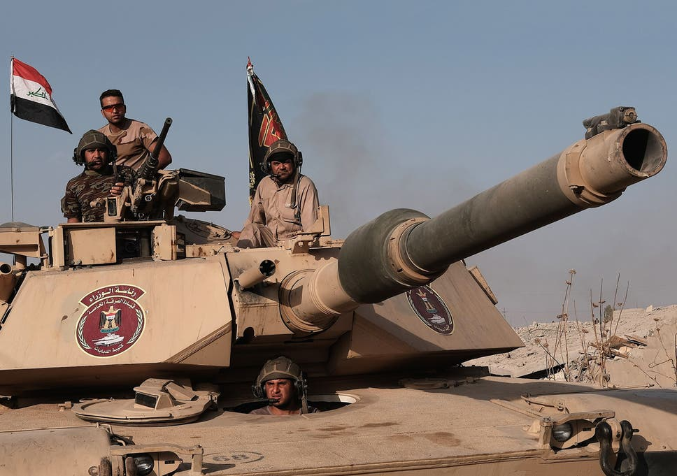 With Isis plotting a comeback, Iraq's famed 'Golden Division