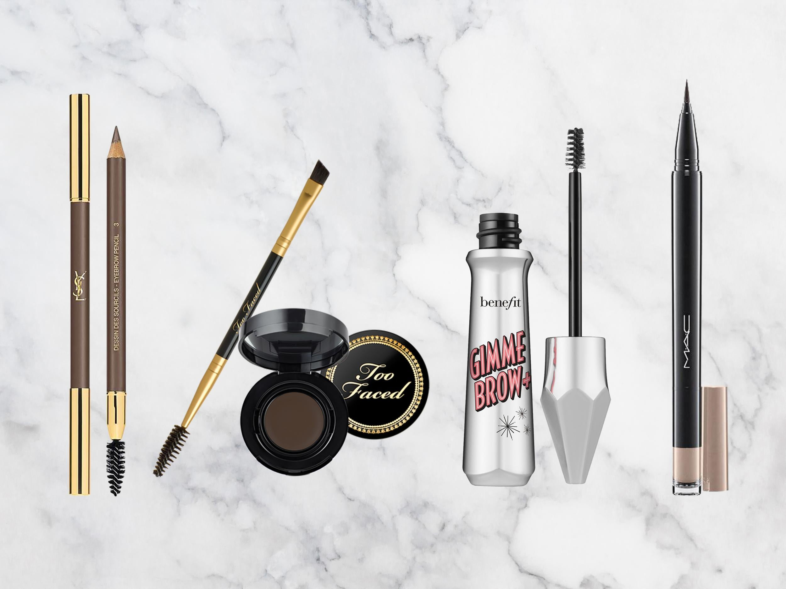 10 best eyebrow products: Pencils, gels and pomades that shape and