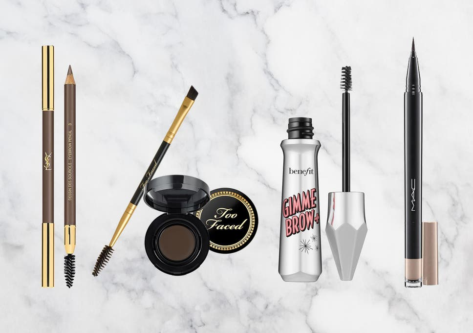10 best eyebrow products: Pencils, gels and pomades that