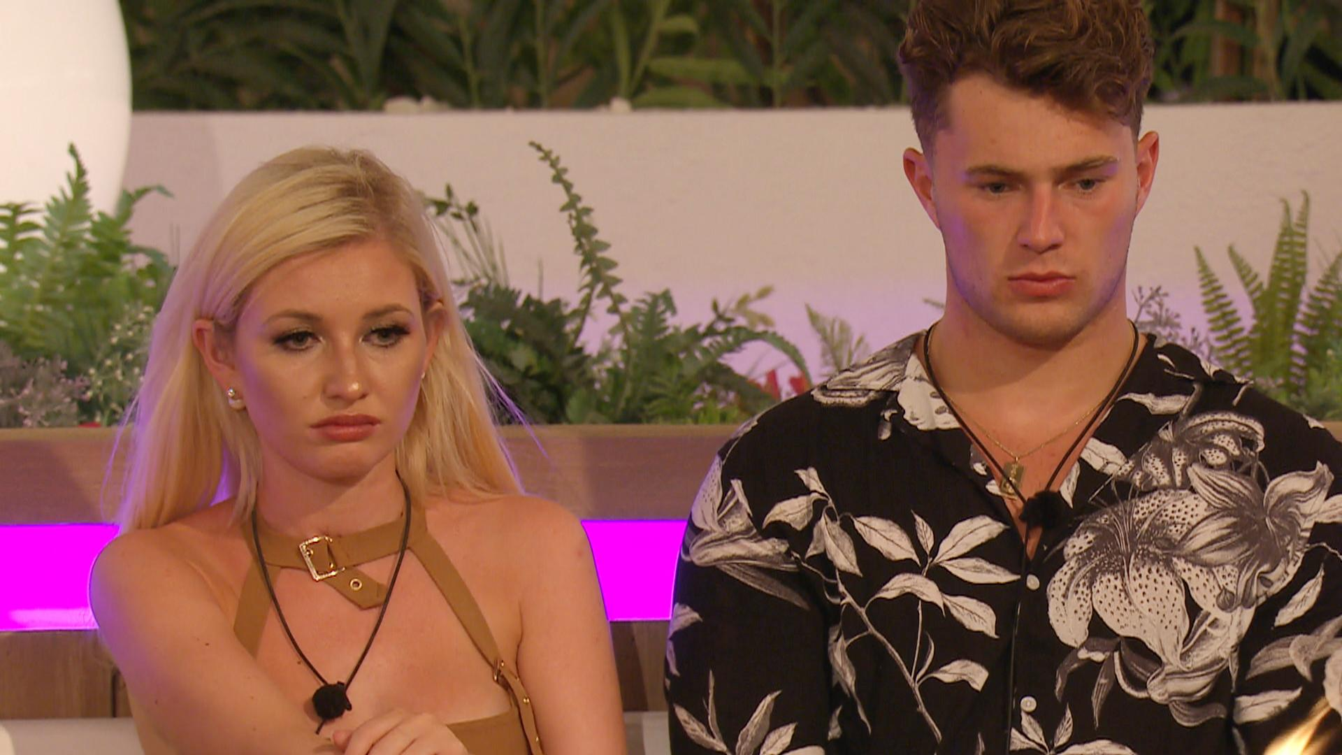 Love Island star Theo Campbell reveals moment his eye got