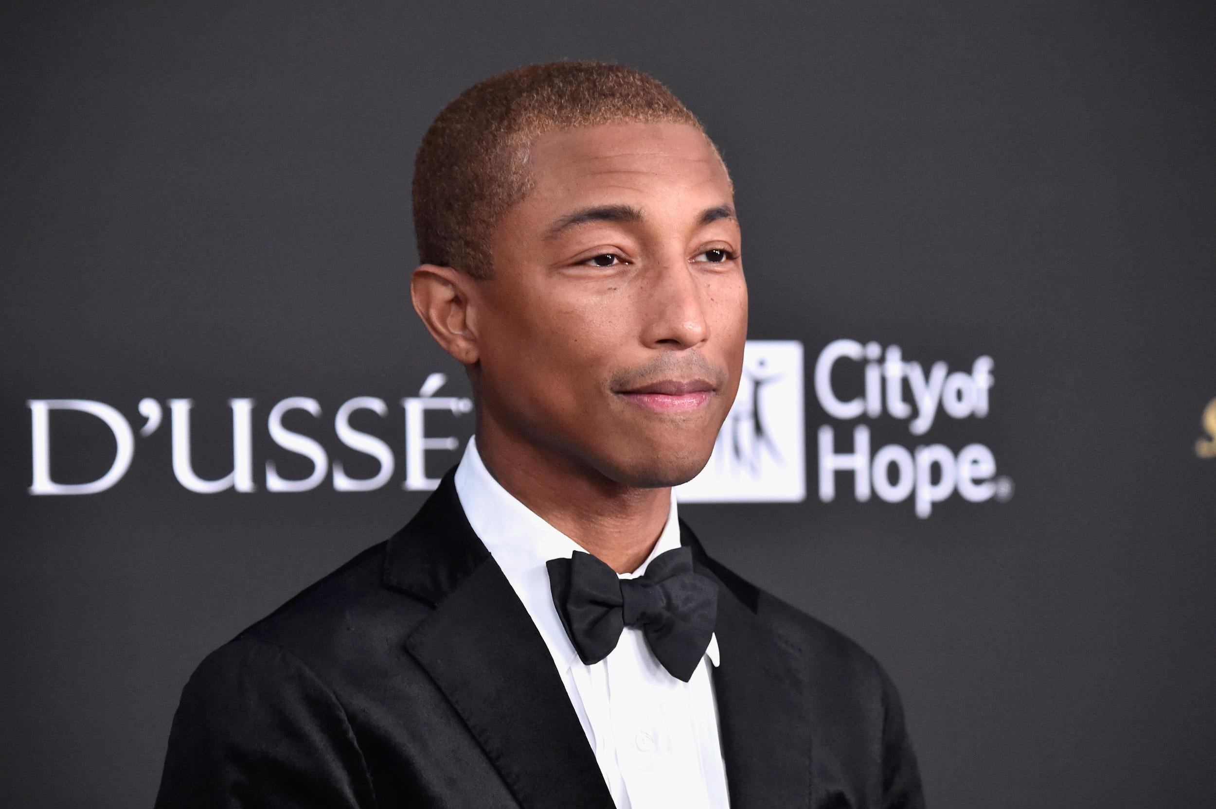 Pharrell says backlash to Blurred Lines made him realise 'we live in a chauvinist culture'