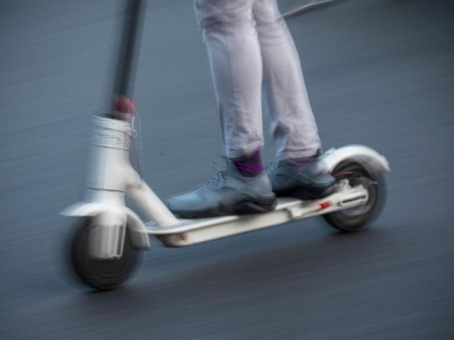 Electric scooters could soon be road-legal in UK for first time