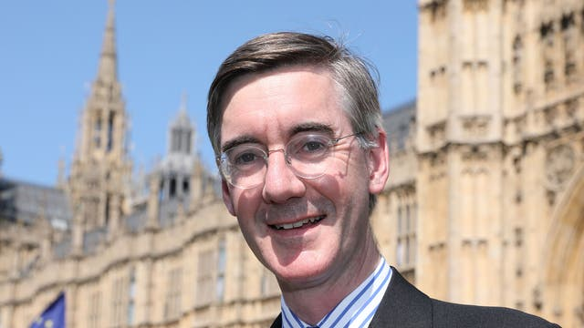 Jacob Rees Mogg appointed Leader of the Commons