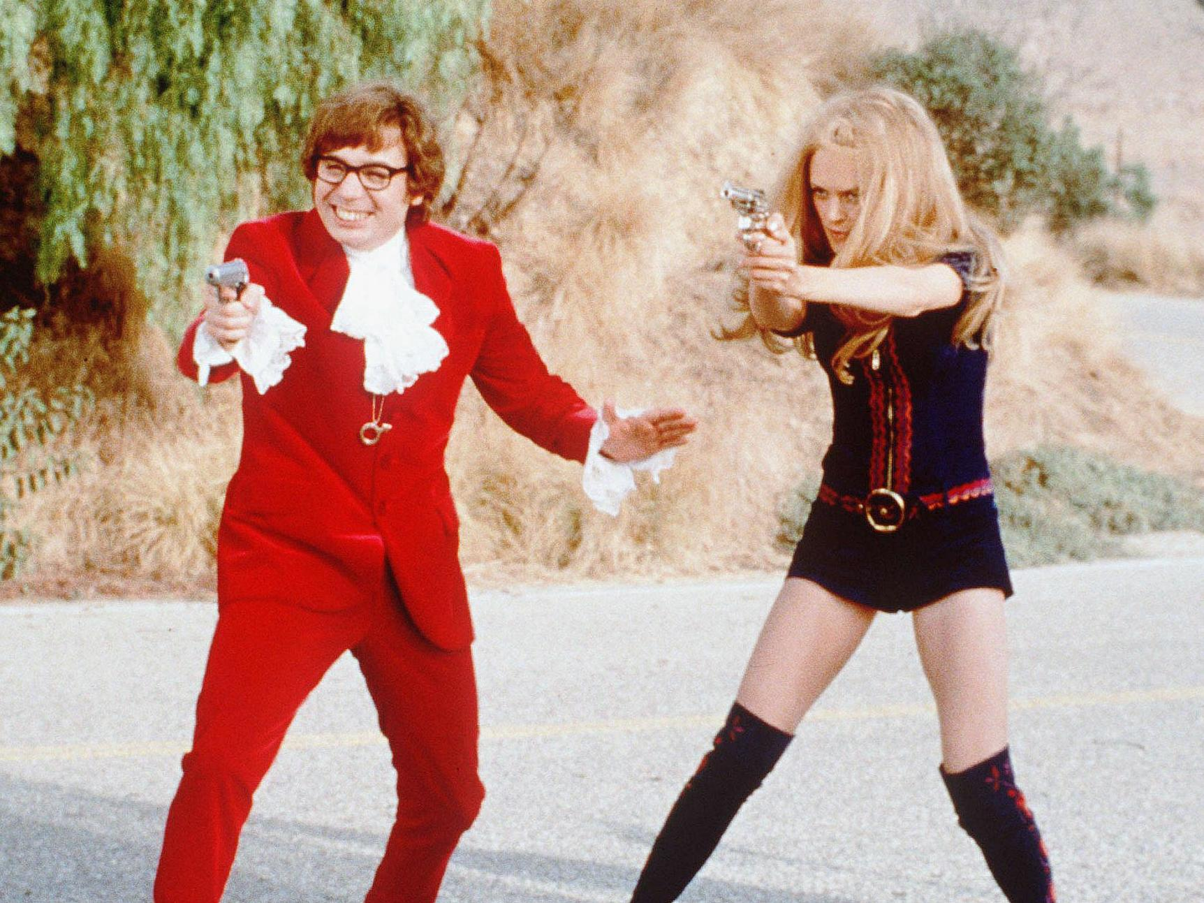 'Groovy, baby!': How Austin Powers: The Spy Who Shagged Me became the greatest comedy sequel of all time