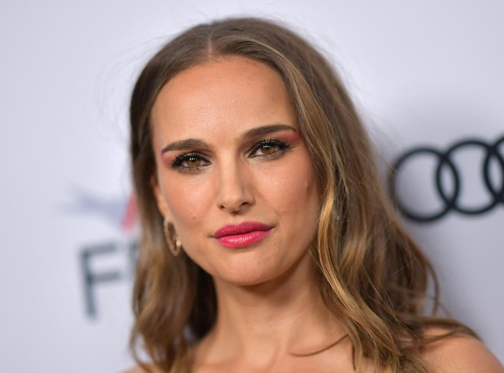 Portman: 'I don't know a human that hasn't faced an existential crisis at some point'