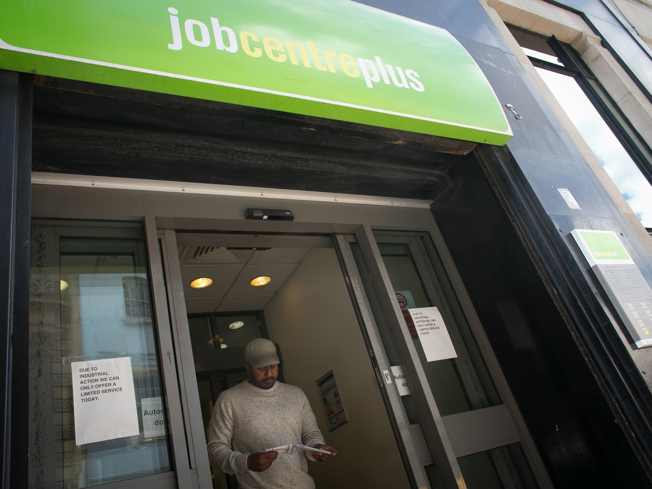 New work and pensions secretary cannot commit to ending benefits fre…
