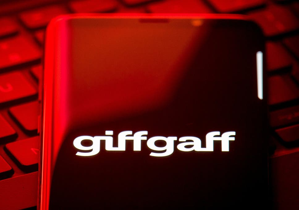 GiffGaff fined £1 4m for overcharging millions of mobile