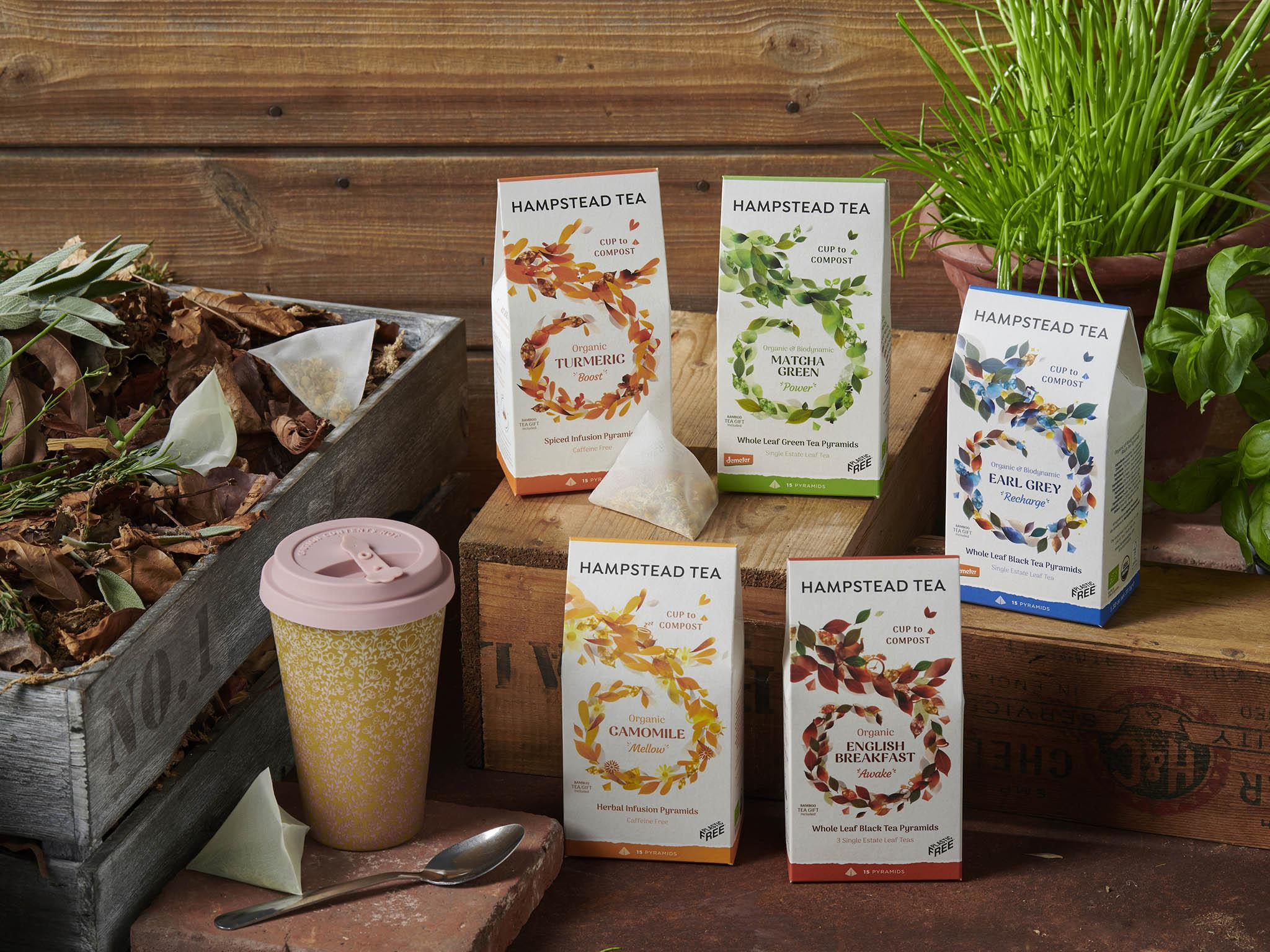 Best Plastic Free Tea Bags To Make Your Your Brew Better For The Planet