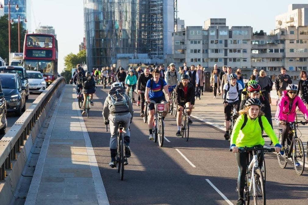 Cycling is booming during coronavirus – let's keep it that way thumbnail