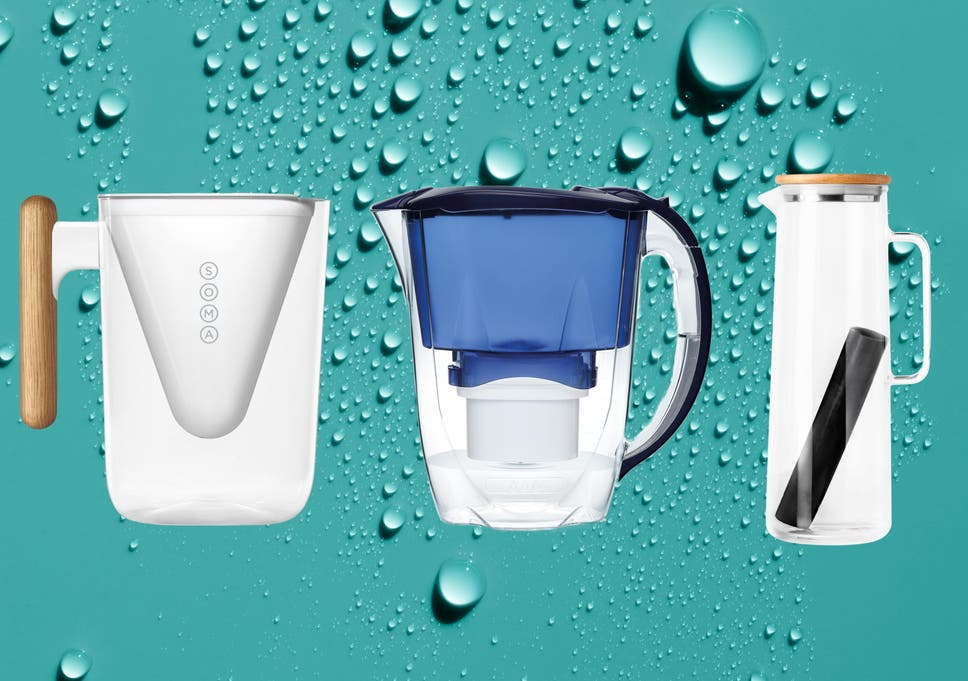 Best water filter jug: Choose from fridge and desk options that are