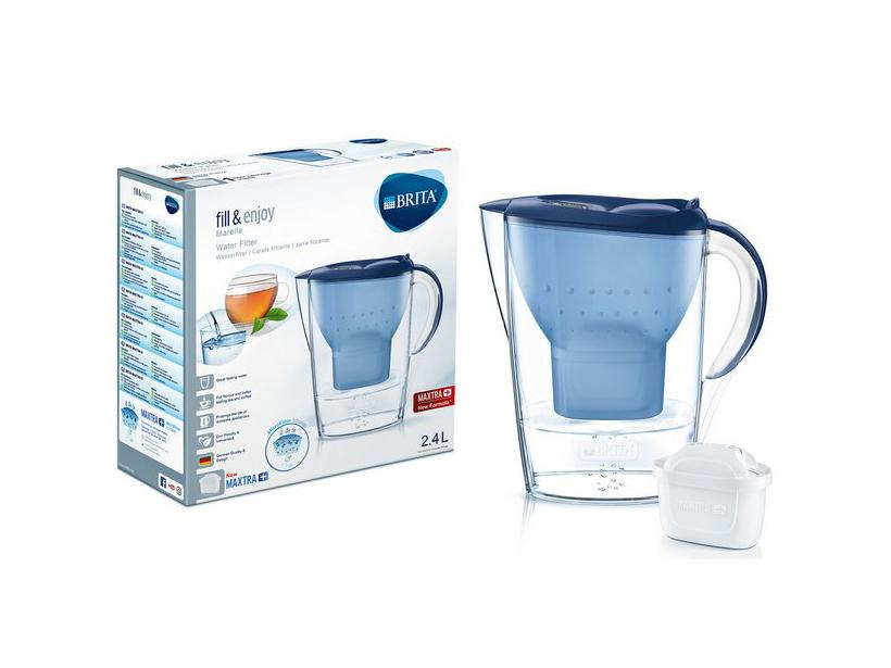 Best water filter jug: Choose from fridge and desk options