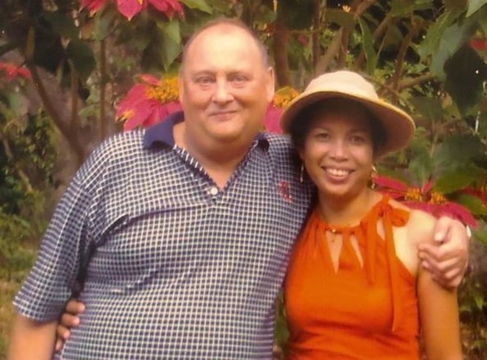 Ms Leonardi, 52, was detained two weeks ago and told she would be removed to her native Thailand
