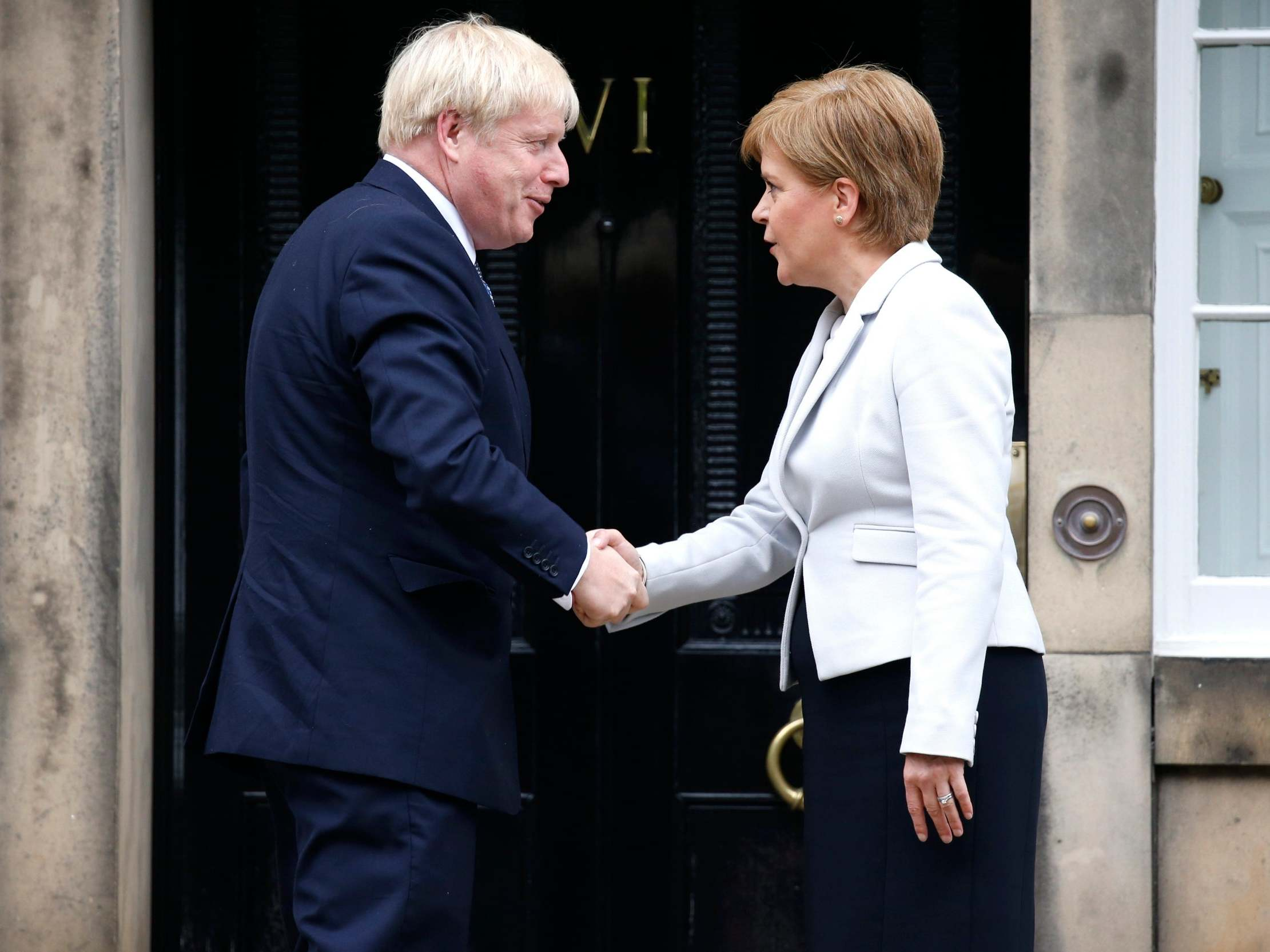 English people, kindly keep your nose out of debates about Scottish and Welsh independence