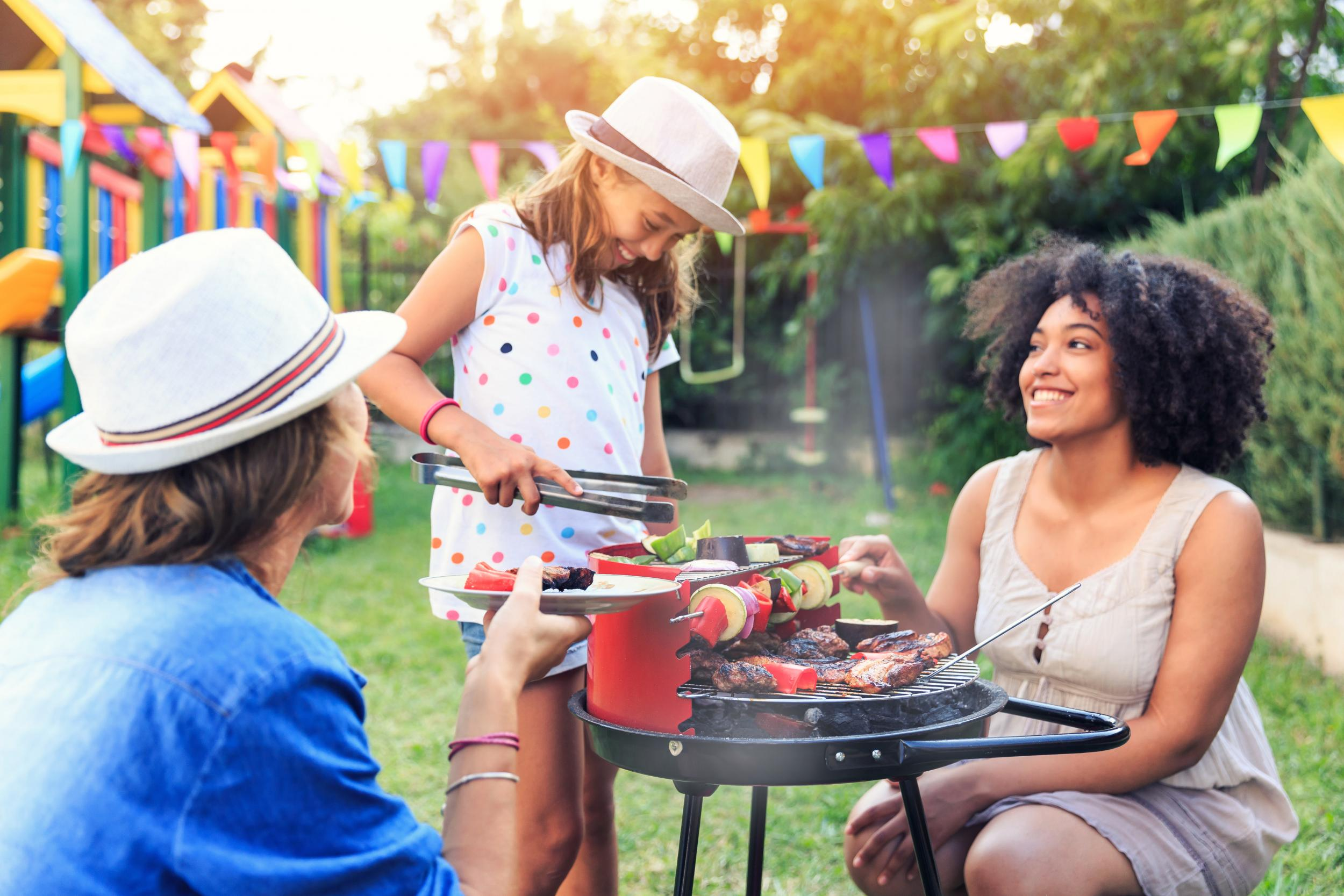 A taste of summer: how to add delicious flavours to your BBQ 1