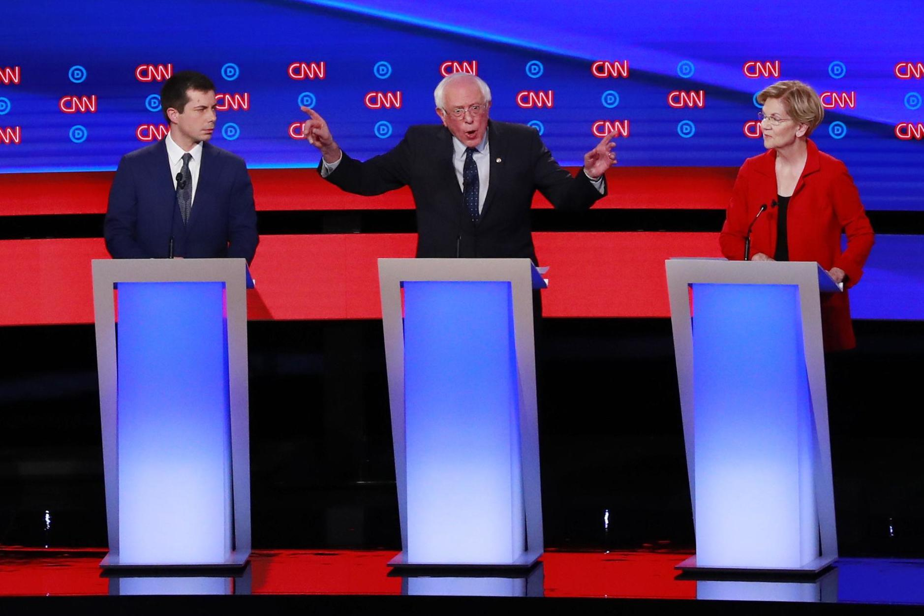 Democratic debate winners and losers: How did the 2020