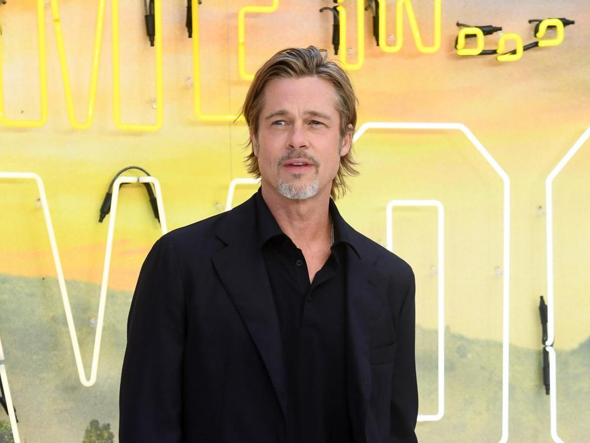 Brad Pitt says he wants to be 'spliced into' infamous 1970s film Last Tango in Paris