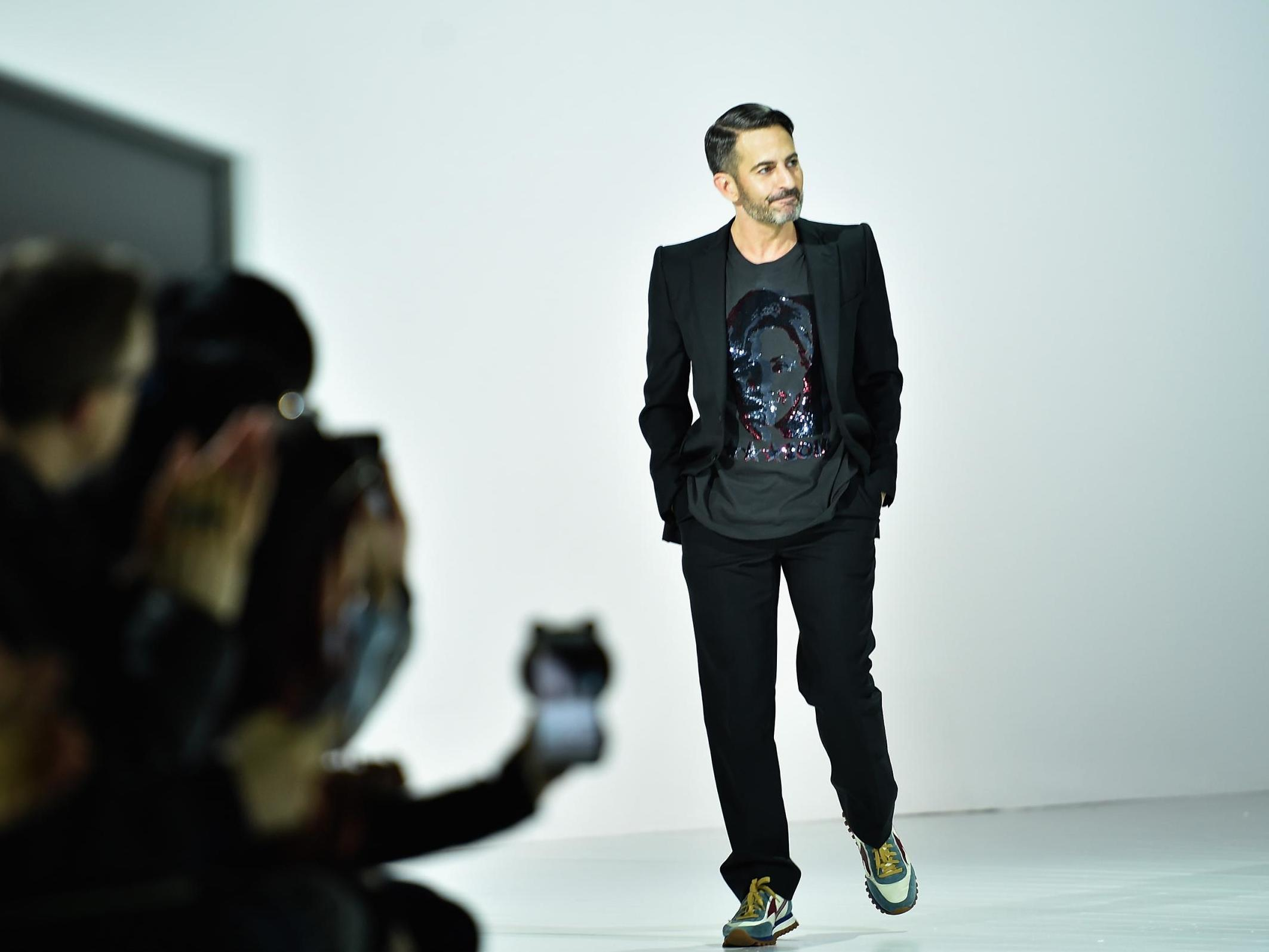 low priced 525f0 b140e Marc Jacobs - latest news, breaking stories and comment ...