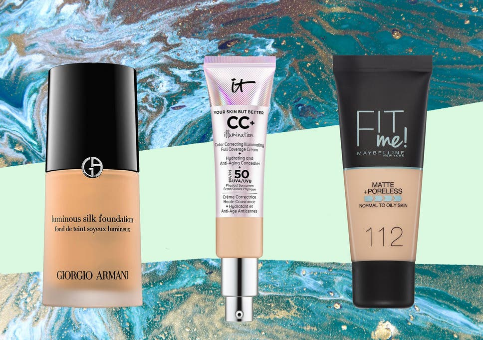 Best foundation for mature skin: Liquid and powder forumlas