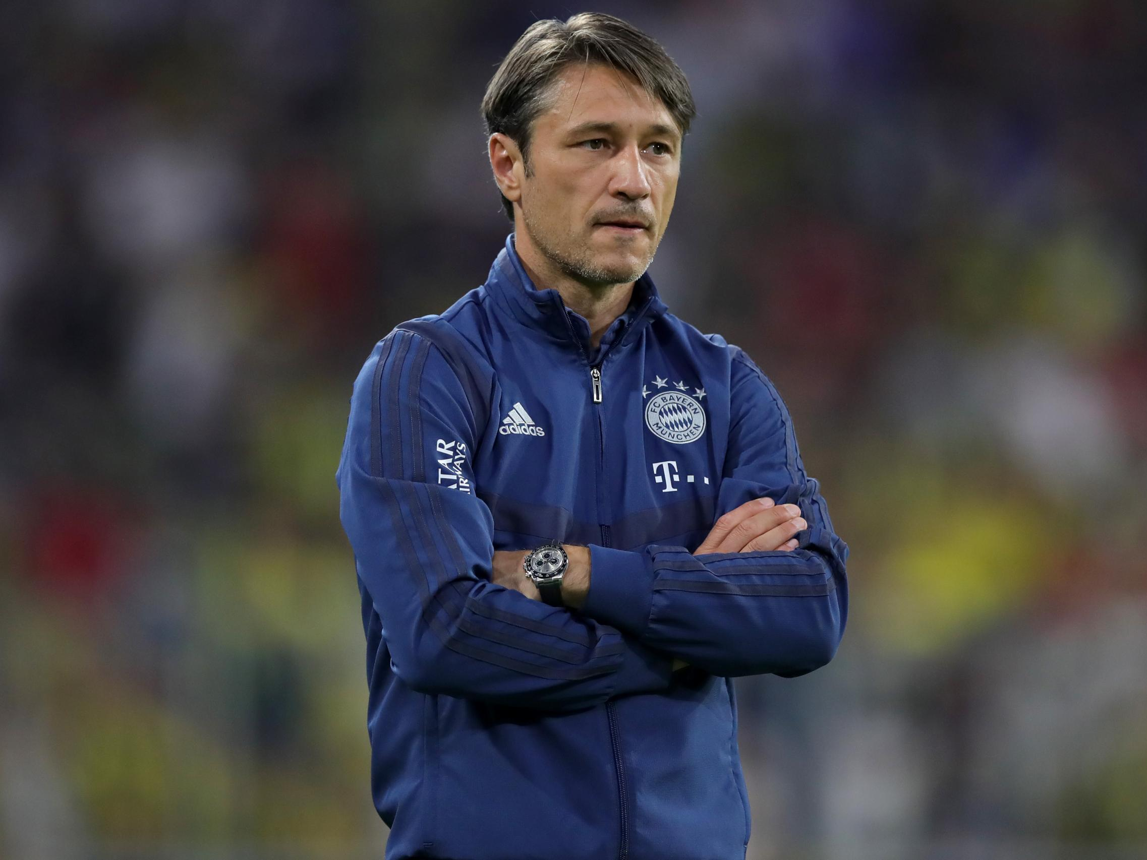 Bayern Munich chief executive criticises manager Niko Kovac for talk…
