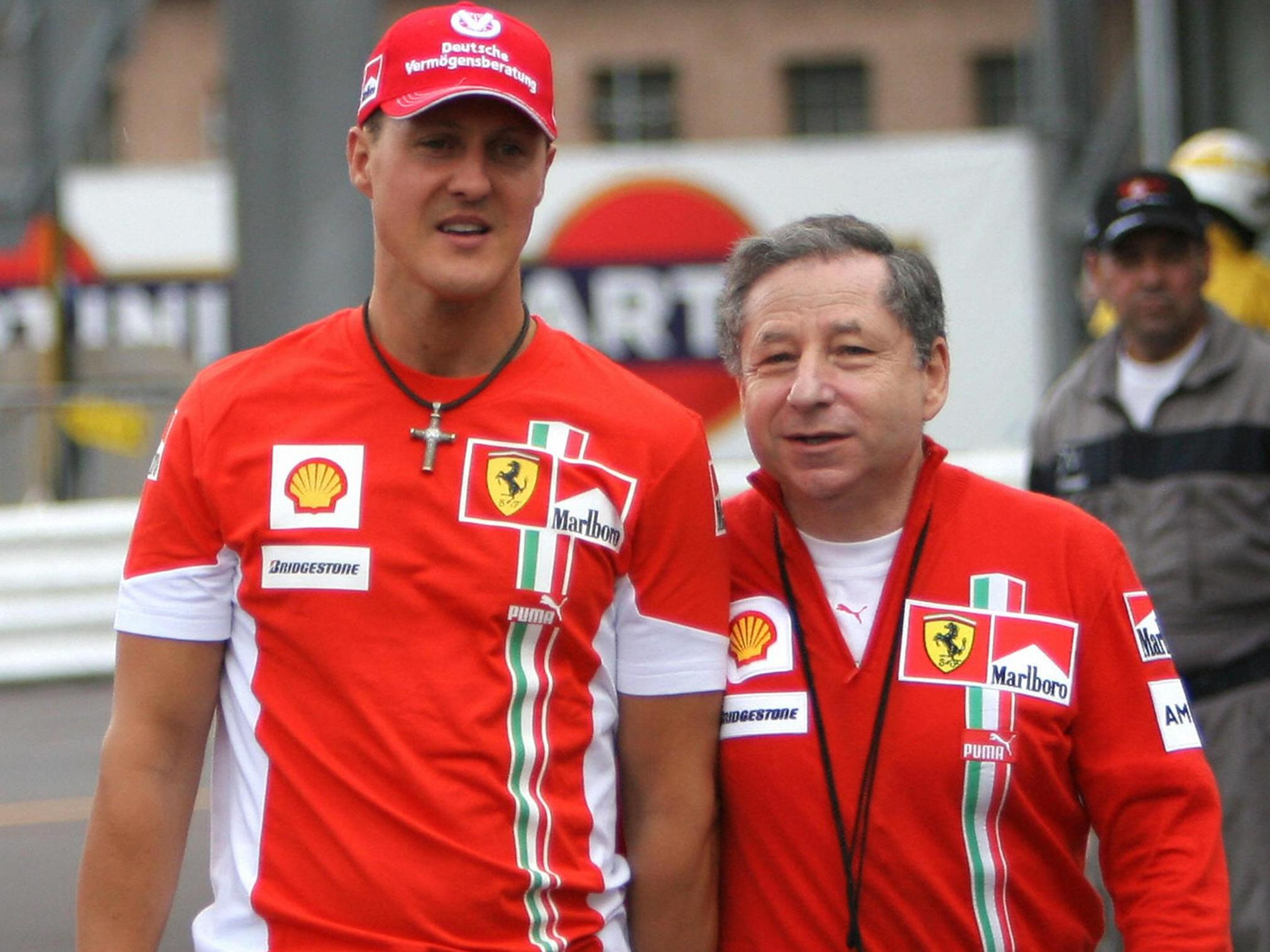 Michael Schumacher 2019