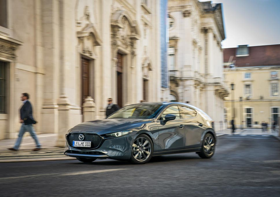 Car Review: The Mazda 3 is made by petrol heads for petrol