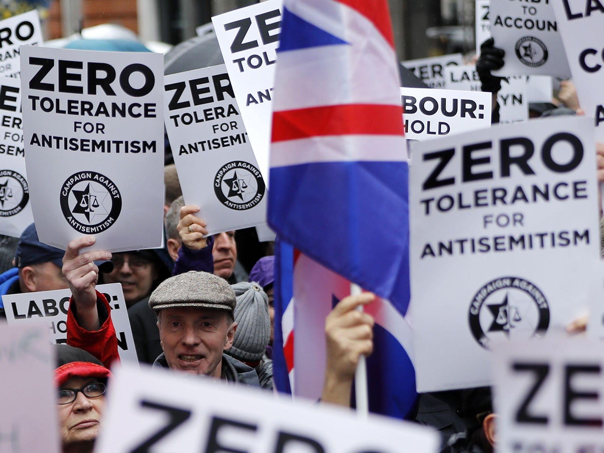 The Labour Party's antisemitism problem might lie in a simple clash of identities