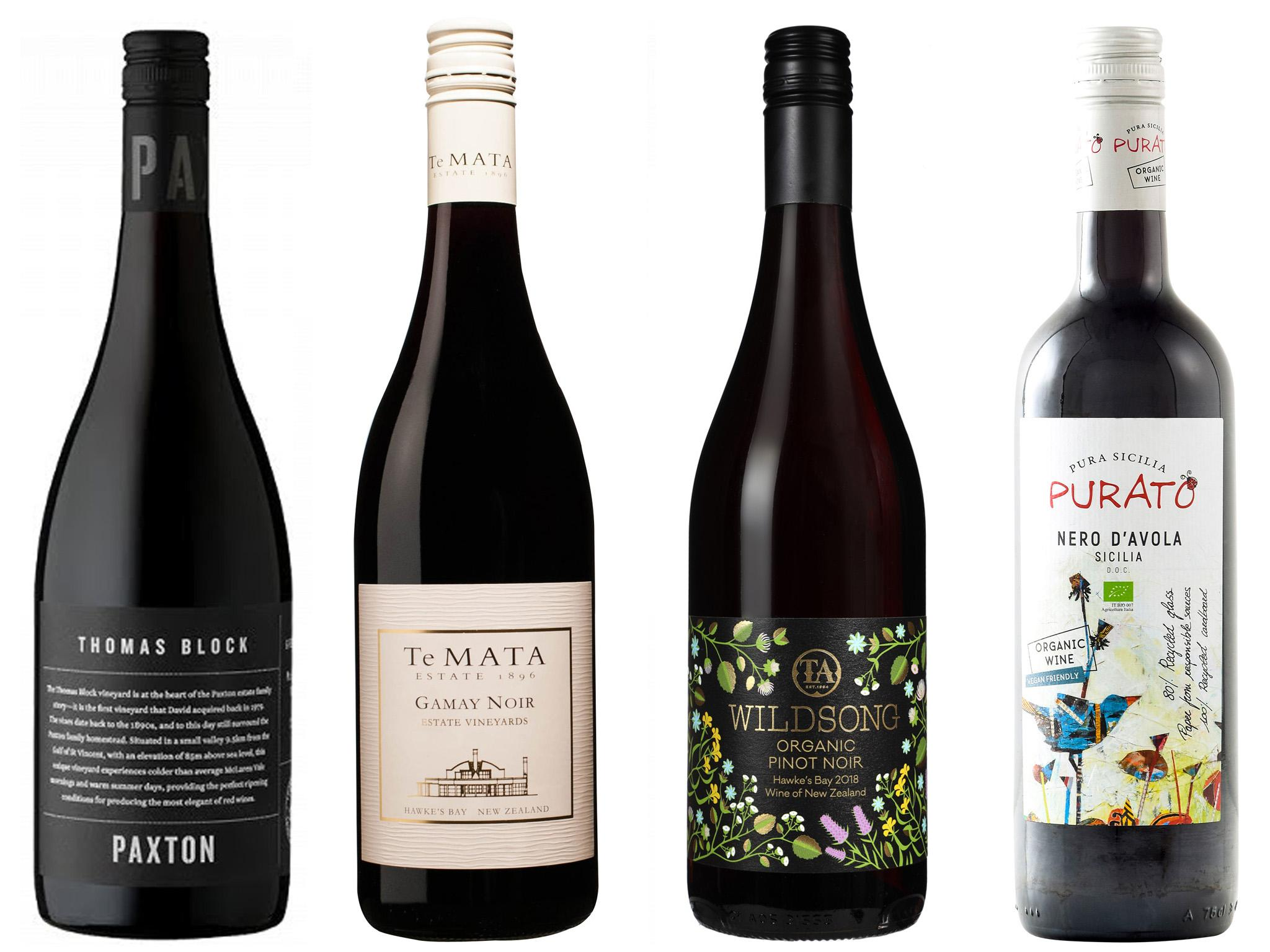 Wines of the week: 8 summer reds for chilling