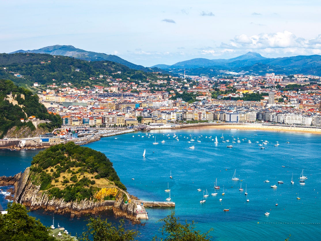 San Sebastián city guide: where to eat, drink, shop and stay in Spain's foodie capital