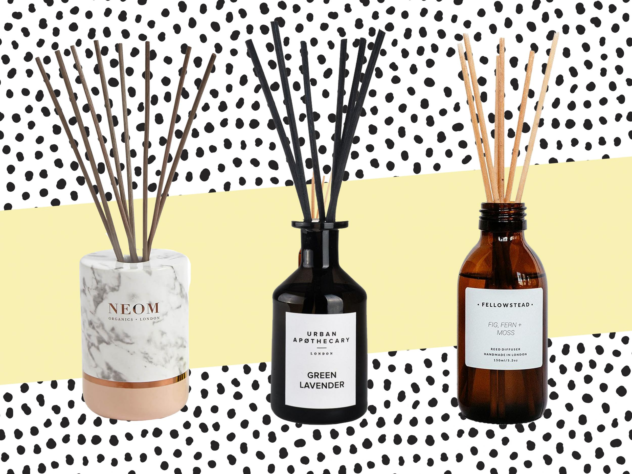 10 Best Reed Diffusers That Fill Your Home With Fragrance All Day Long