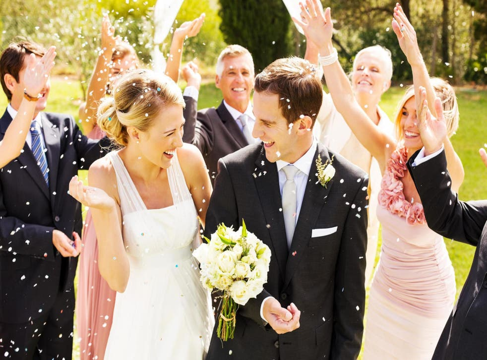 The wedding etiquette rules all guests have to follow (Stock)