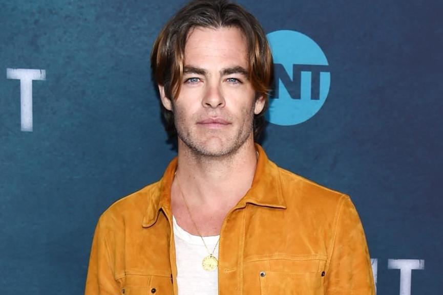 Chris Pine to play journalist Walter Cronkite in JFK assassination film 'Newsflash'