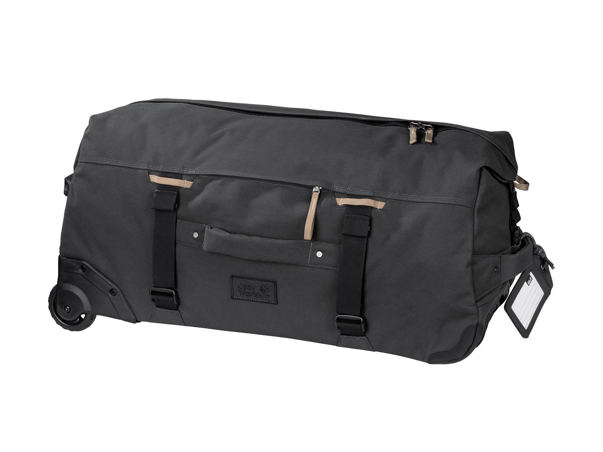 Jack Wolfskin Mens 2019 Action Bag 45 Litre Sports Travel Bag Holdall