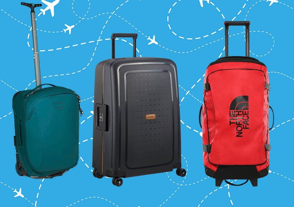16fdf7ab6e31 Best wheeled travel bags that get you from A to B with ease