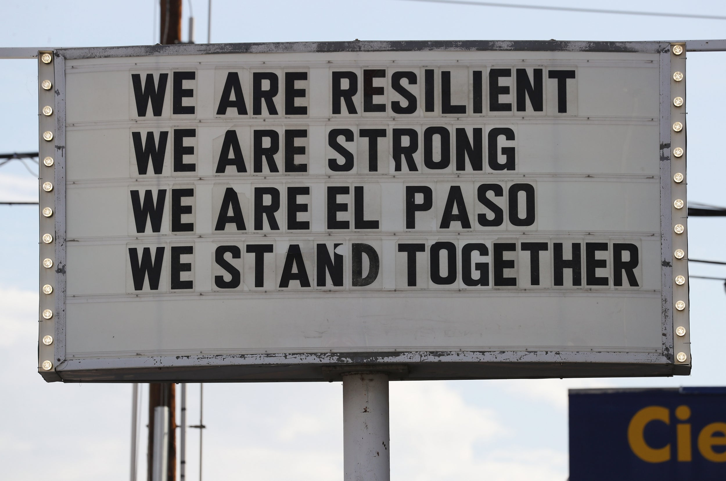 Trump El Paso rally: President attacked immigrants for 'murders