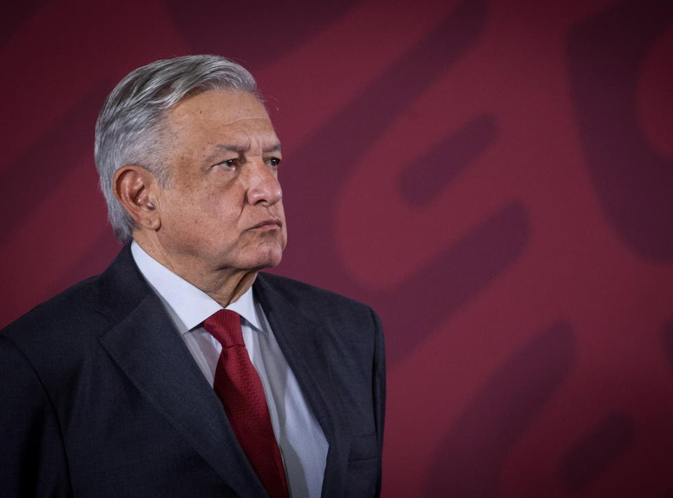 El presidente expresó que no es correcto que la justicia norteamericana no comporta la información que tiene sobre este caso con las autoridades mexicanas
