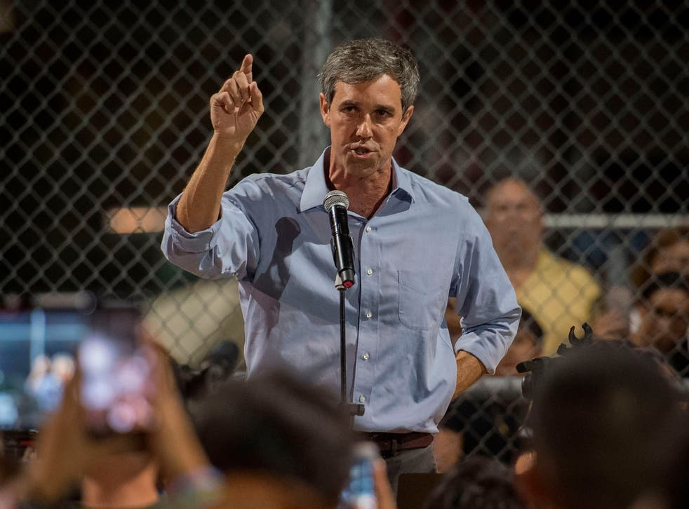 <p>Former Texas congressman and presidential candidate Beto O'Rourke is readying a potential 2022 run for the Texas governorship. </p>