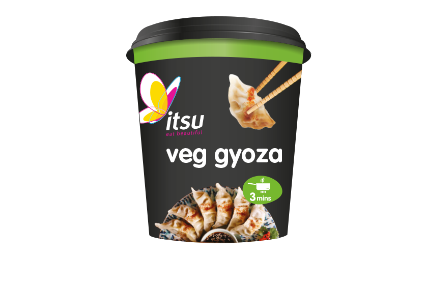 Itsu Veg Gyoza recalled by Tesco over fears they could contain prawns 1