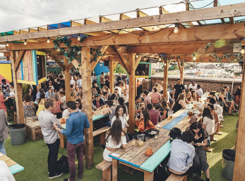 London S Best Rooftop Bars Ranked By Their Cheapest Cocktail The Independent The Independent
