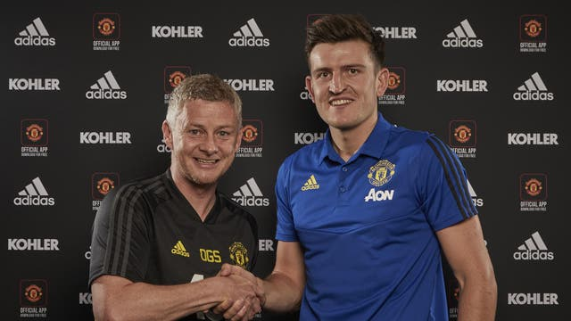 Ole Gunnar Solskjaer has overseen a summer rebuild at Manchester United, with Harry Maguire becoming his latest recruit.
