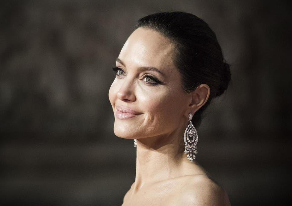 Angelina Jolie: 'I often tell my daughters that the most important