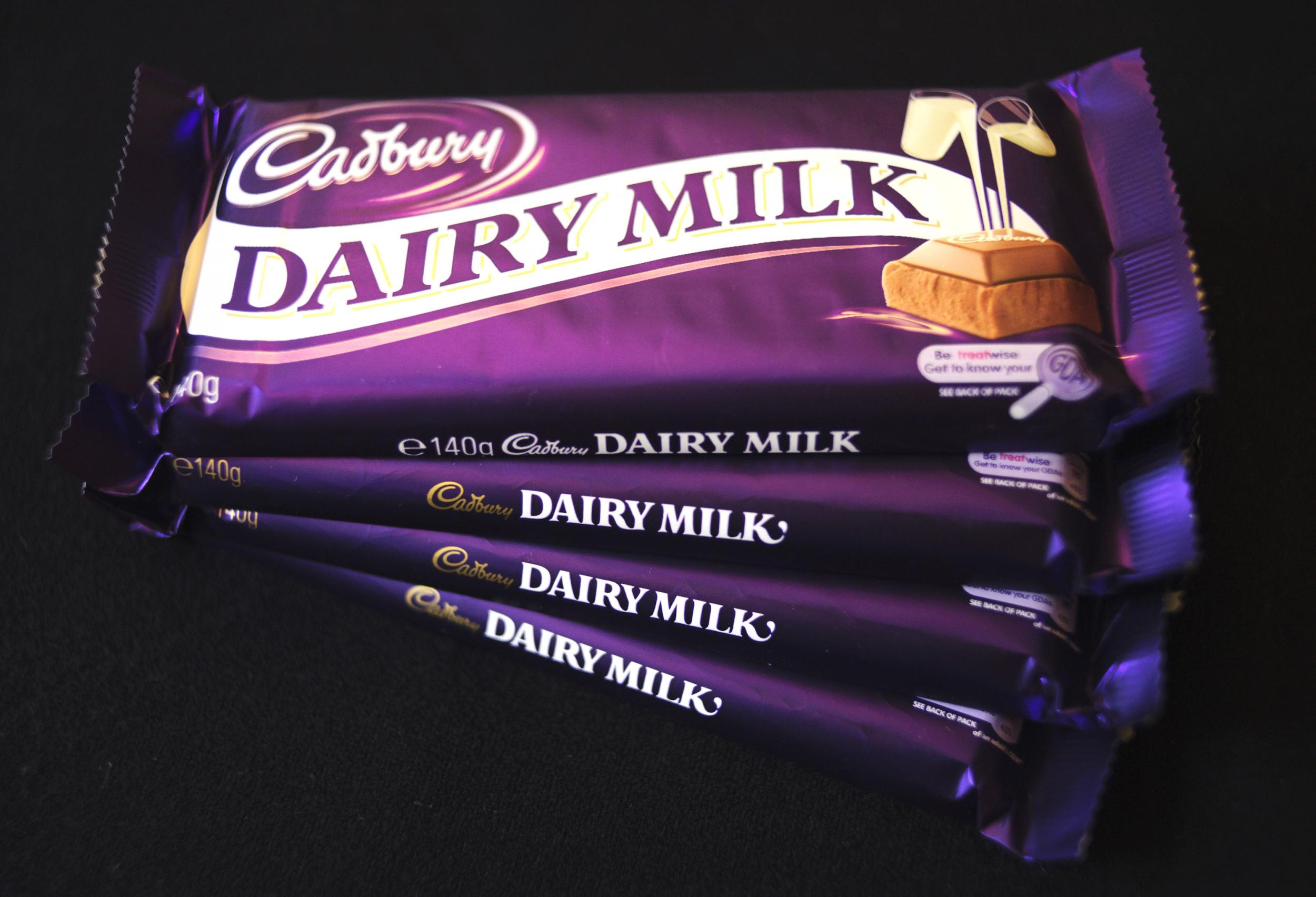 Cadbury chocolate bars to introduce 100 calorie cap to fight obesity 1