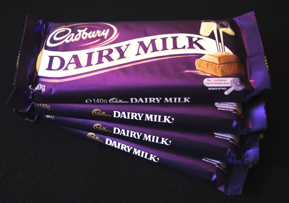 Cadbury Chocolate Bars To Introduce 100 Calorie Cap To Fight