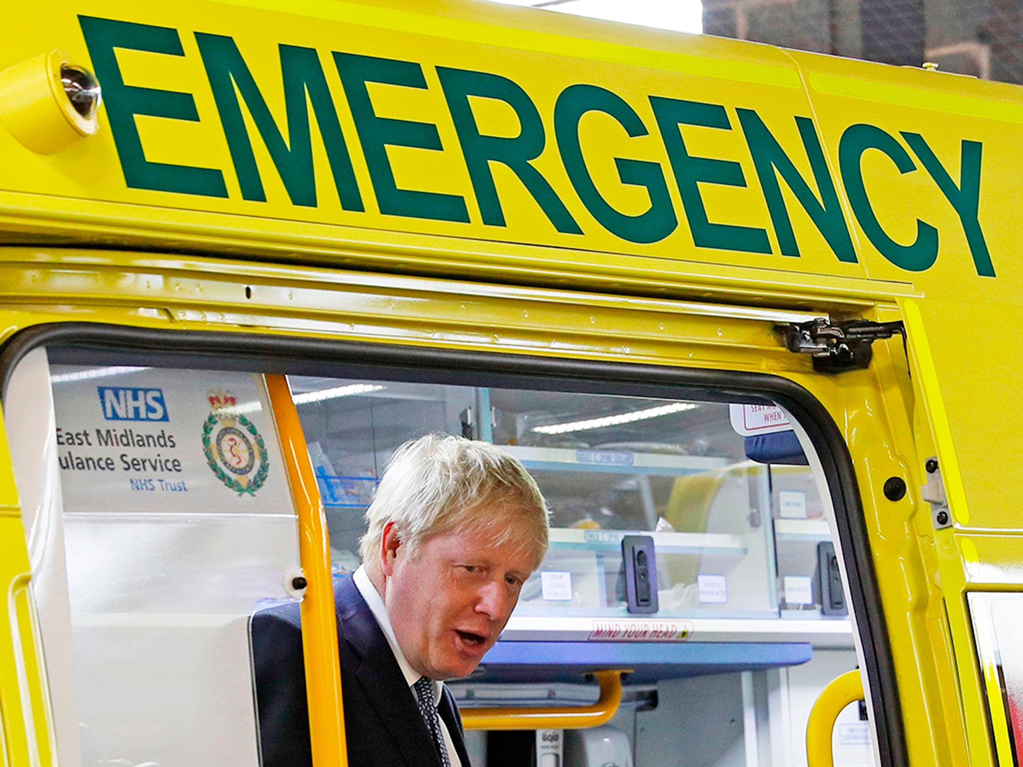 NHS bosses ordered to 'stick to script' that no-deal Brexit must hap…