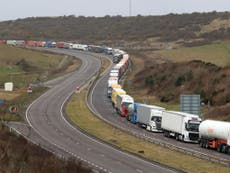Food, fuel and medicine shortages expected after no-deal Brexit