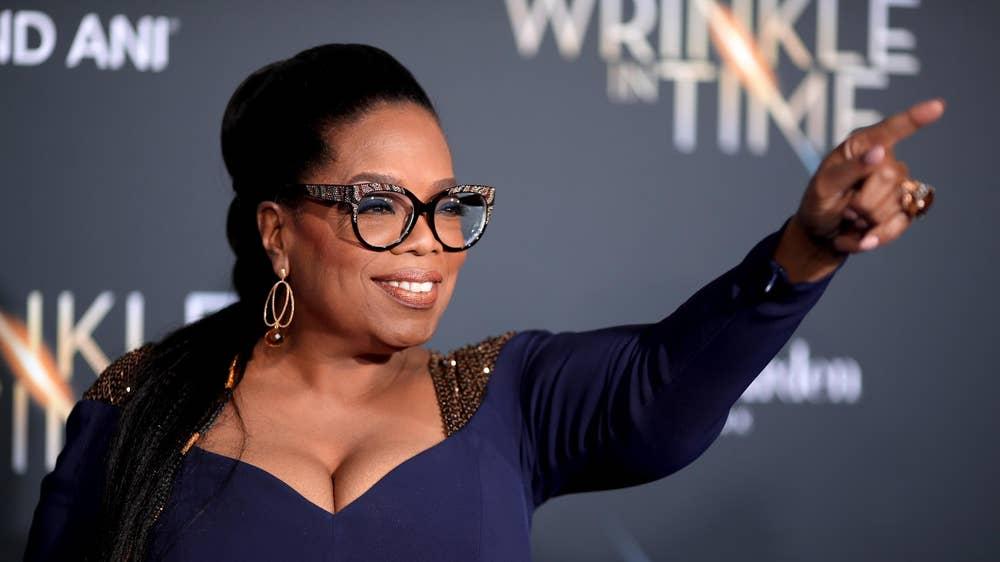6. Oprah Winfrey