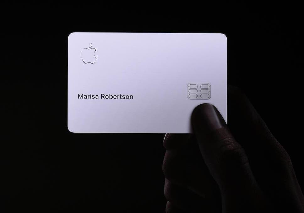 Apple Card: New iPhone payment system starts rolling out to