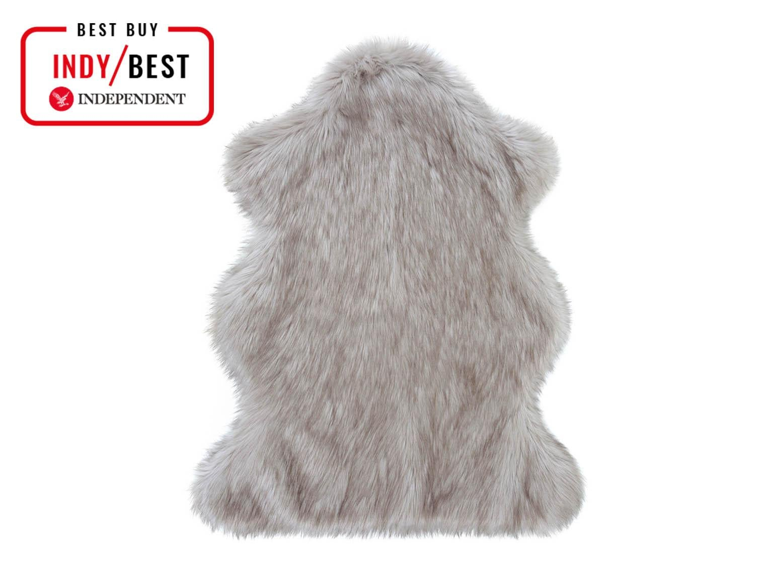 0875e2a4069 Best faux fur rug that is soft, authentic and stylish